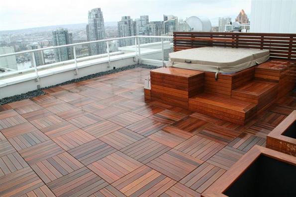 Ipe Decking Lumber And Ipe Decking Tiles Image Gallery