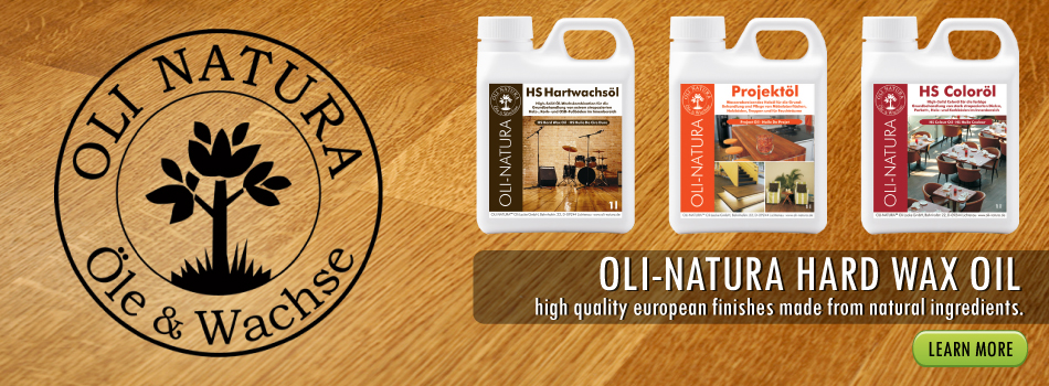Oli-Natura Natural Wood Finishes