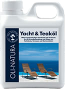 OLI-Natura Yacht and Teak Oil