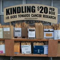west wind kindling boxes