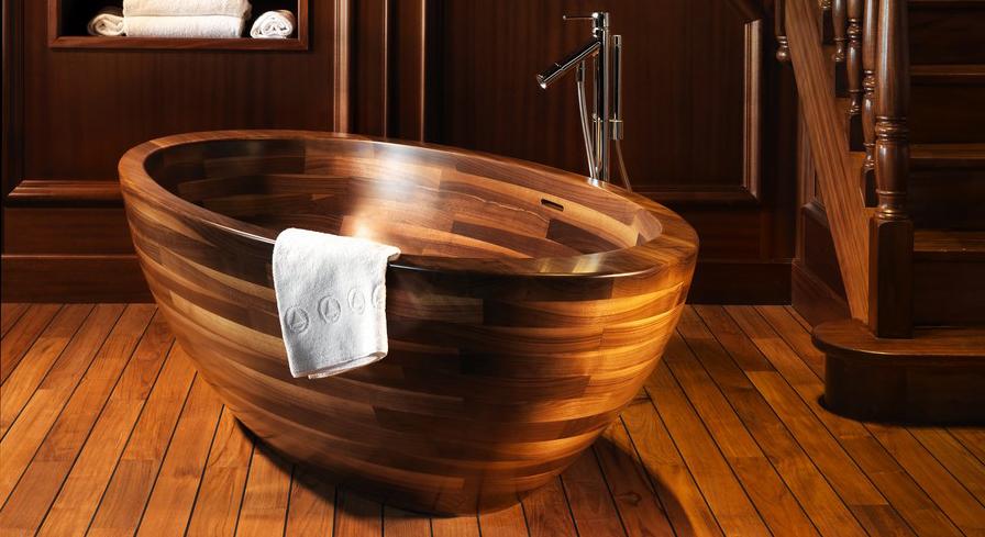 Traditional Japanese Wood Baths West Wind Hardwood