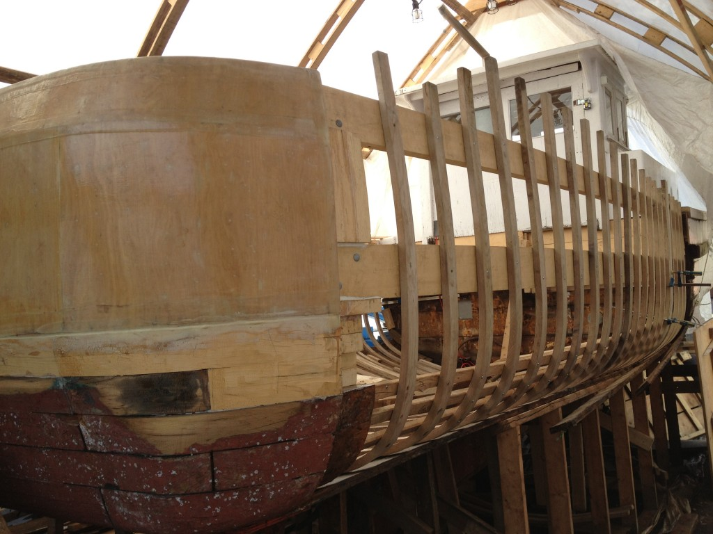specialty wood products for boat building