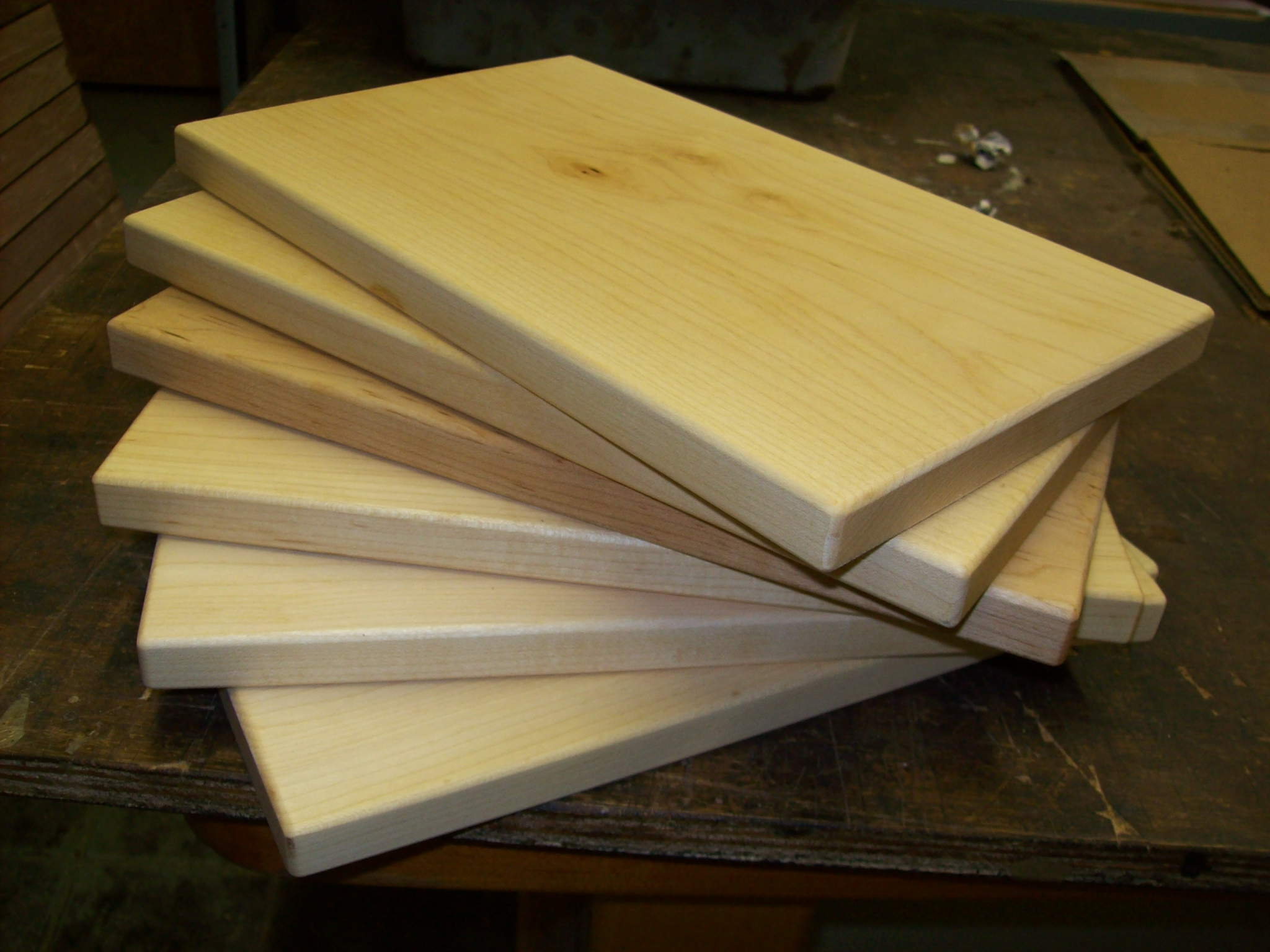 maple sandwich boards