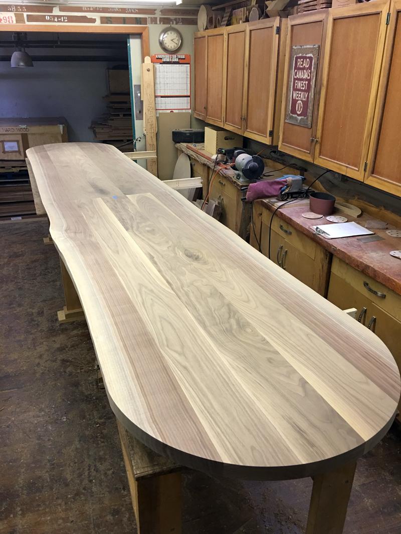 walnut live edge table top west wind hardwood. Black Bedroom Furniture Sets. Home Design Ideas
