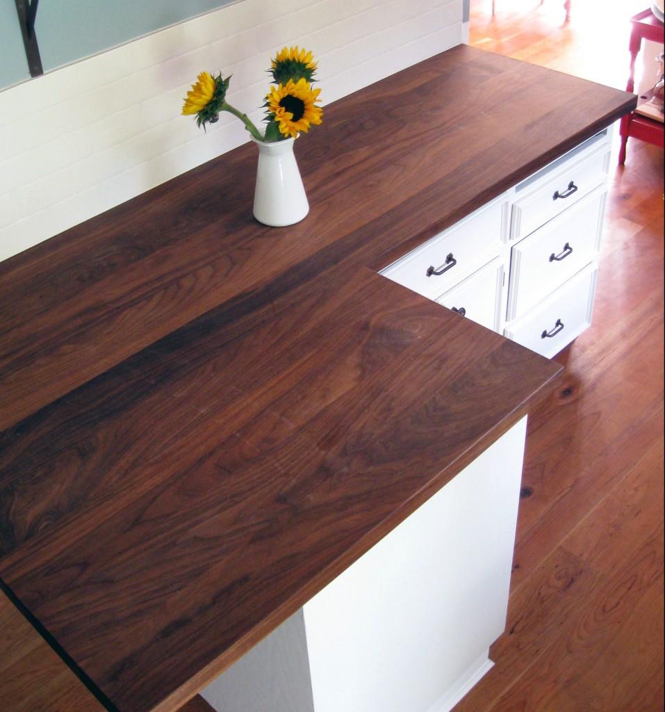 Black Walnut custom Counter Top
