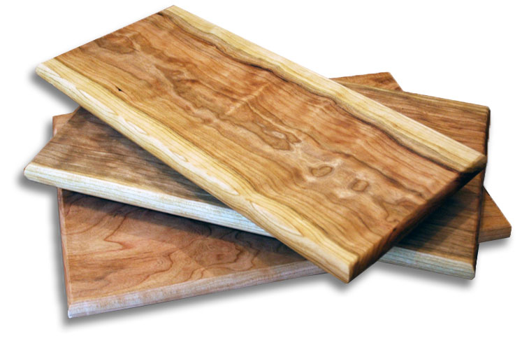 wood serving boards