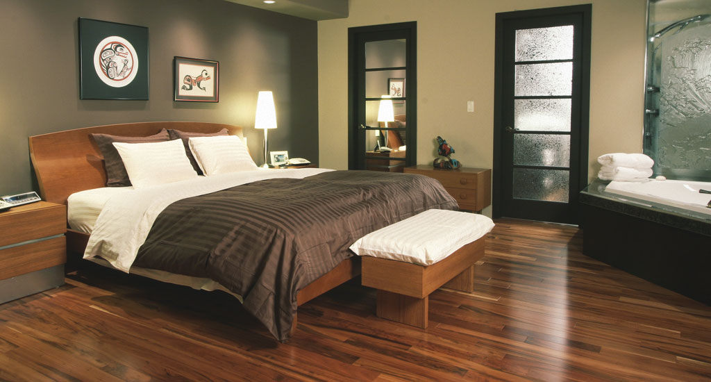 wood flooring and finishes