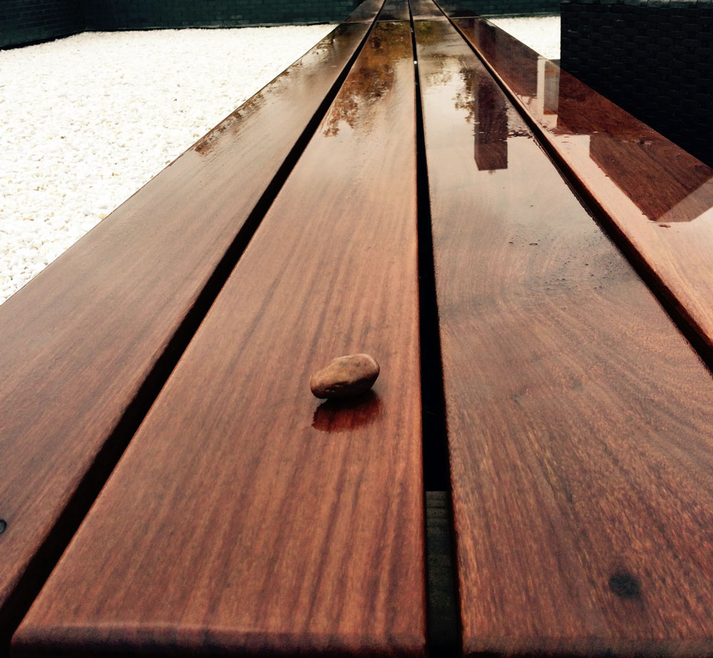 Ipe Decking Tiles And Finishes For Wood Decking