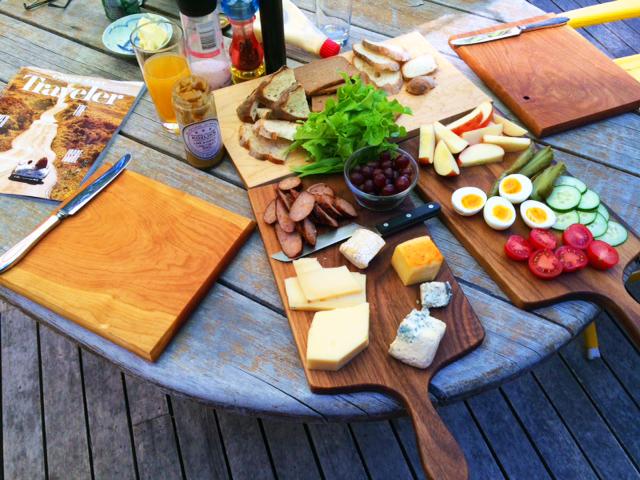 wood culinary charcuterie