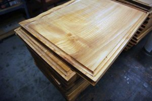 serving boards to PA