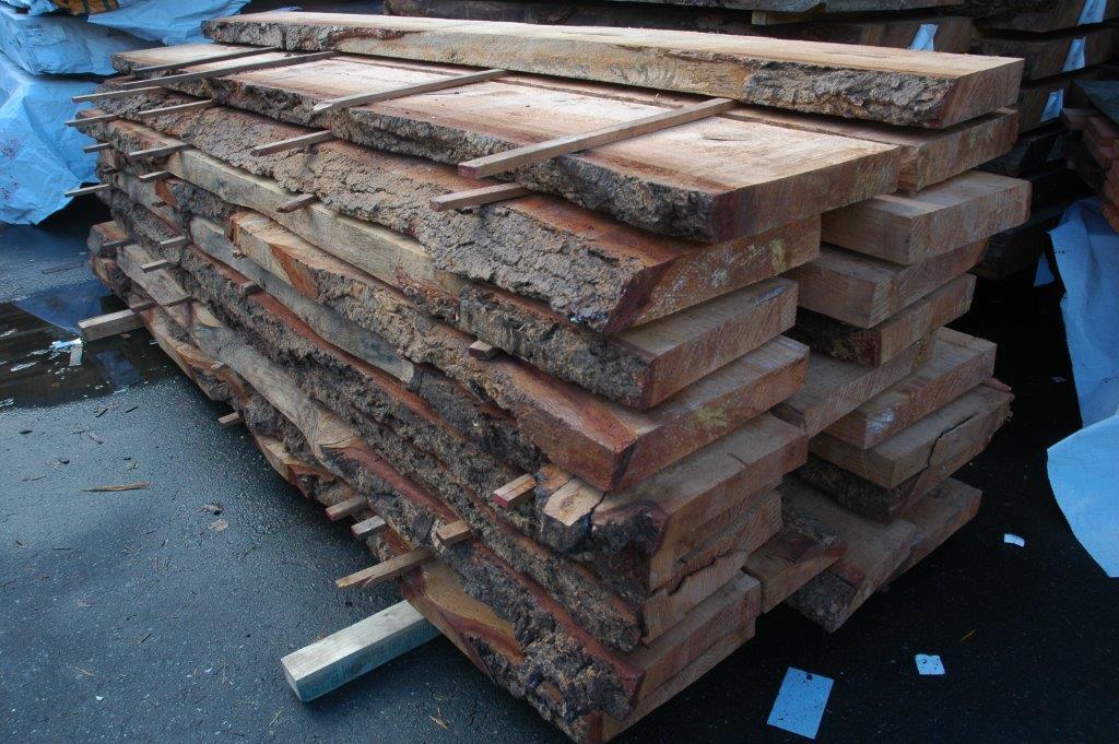 douglas fir live edge slabs