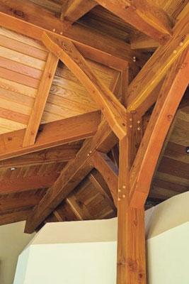 Kiln Dried Douglas Fir Timbers West Wind Hardwood