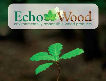echo wood veneers