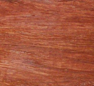 red narra (rosewood) lumber