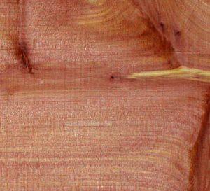 Tennessee cedar lumber