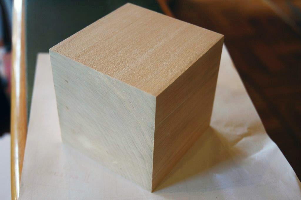 basswood block