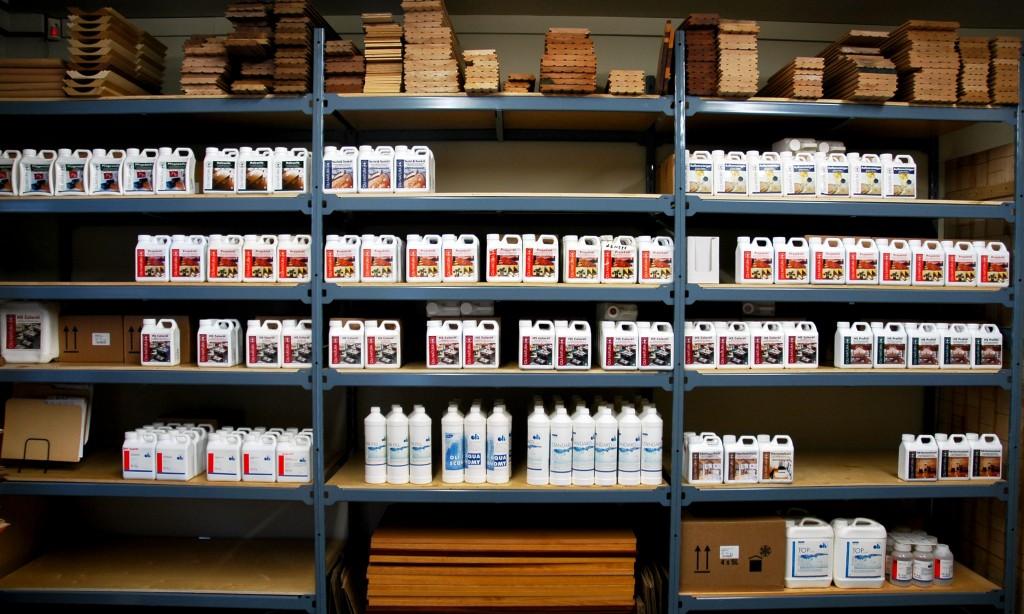 oli-natura hard wax oil stock