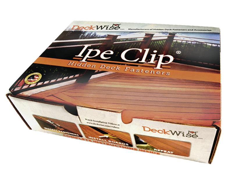 Ipe-Clip-Kit