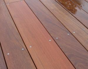 Ipe Deck Lumber