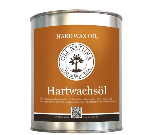 Oli-Natura Hard Wax Oil