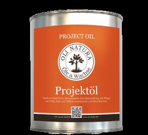 Oli-Natura Project oil