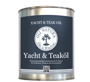 Yacht and Teak Oil