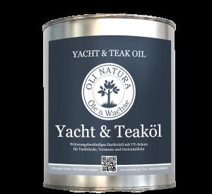 Yacht and Teak Oil