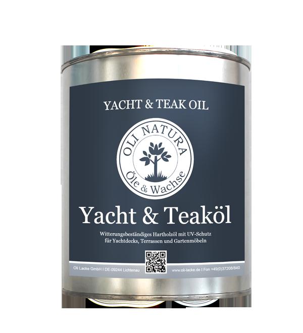 Yacht Teak Oil West Wind Hardwood