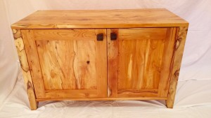 yew cabinet