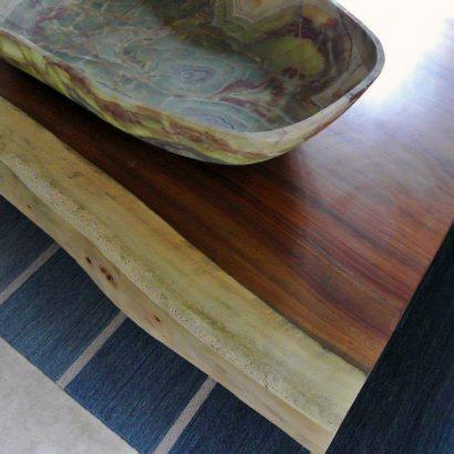parota coffee table