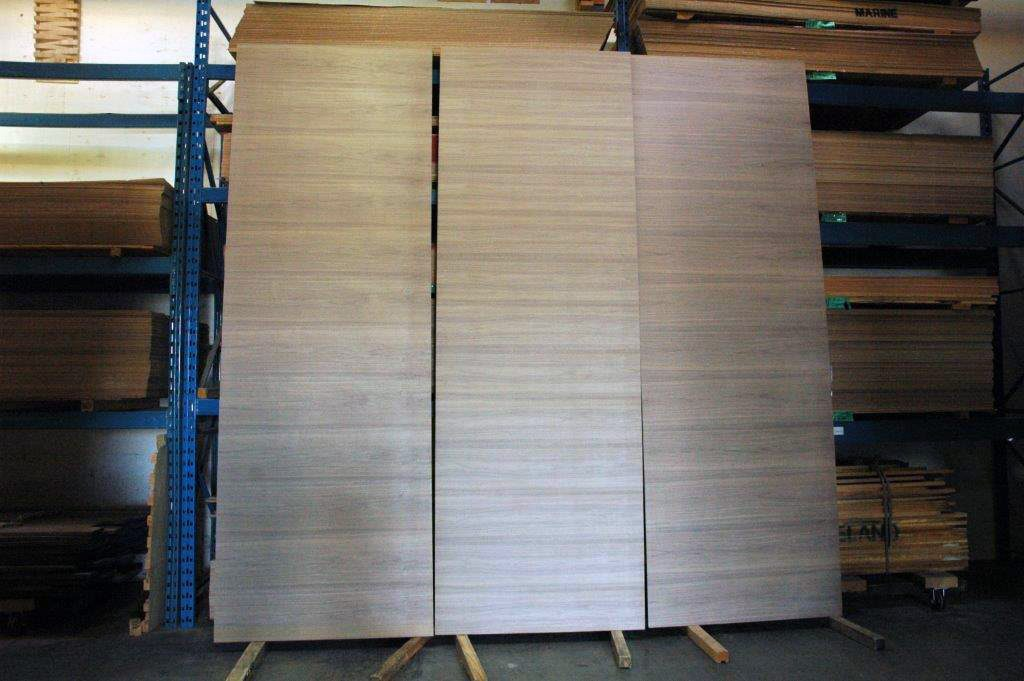 walnut croosgrain plywood