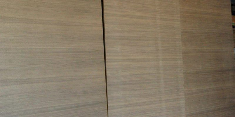 Walnut Plywood Cross-Grain