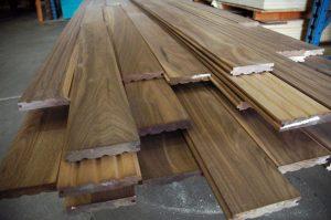 walnut flooring TG endmatched