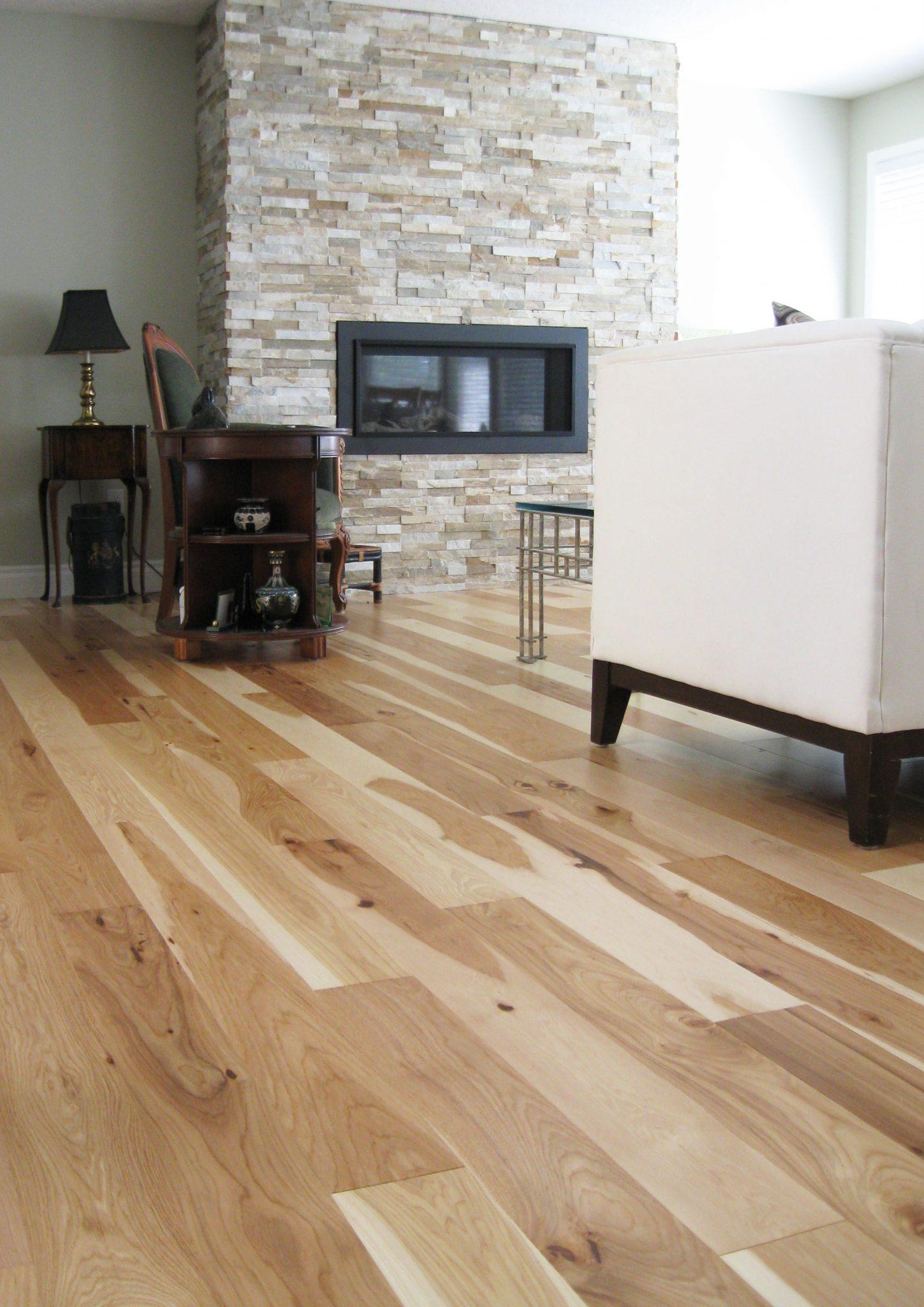 hickory custom flooring