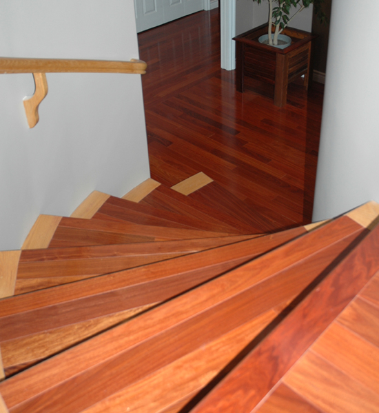 stair treads and nosing