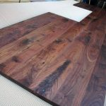 black walnut countertop to Whistler