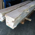 western maple live edge mantles