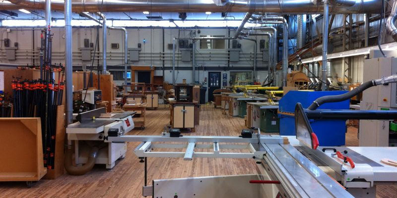 Joel's Apprenticeship – Year 2 Joinery