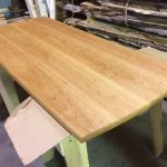 cherry plank countertops