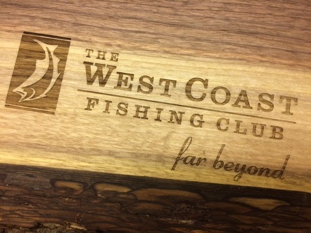 Inspiration west wind hardwood for West coast fishing club