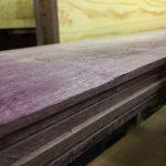 purpleheart veneers