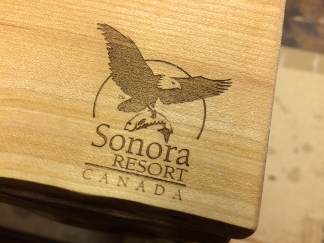 engraved serving boards sonora lodge gift shop