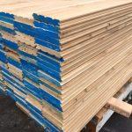 TG Rustic white oak flooring