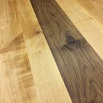 Western Maple and Walnut Table Top-Regina