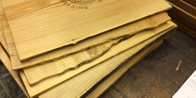 Culinary Wood Products Made in February