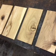 rustic hickory grilling planks