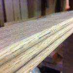 bending oak mouldings