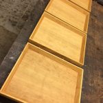 cherry serving trays Aburi