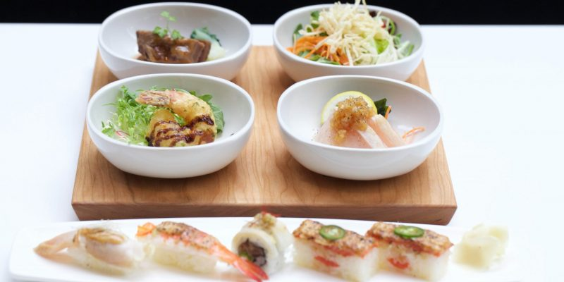 Restaurant Spotlight: Miku Toronto