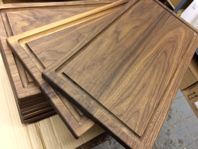 walnut serving boards florida